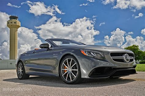 This s63 is loaded with: Driven: 2017 Mercedes-AMG S63 Cabriolet - autoevolution
