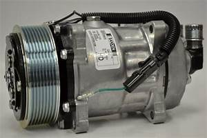 New Original Sanden Compressor 4460  1101167