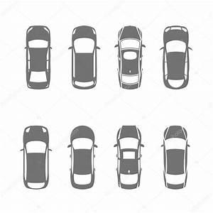 Voiture Vu De Haut : vue de dessus de voitures image vectorielle annyart 84209414 ~ Medecine-chirurgie-esthetiques.com Avis de Voitures