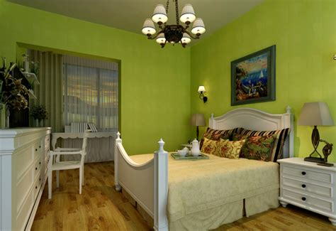 Green Bedroom Furniture by Interior Design Of Bedroom Furniture Green Bedroom