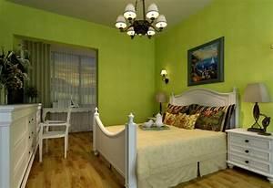 Interior design of bedroom furniture, sage green bedroom ...