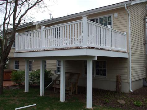 simple  floor deck plans ideas house plans