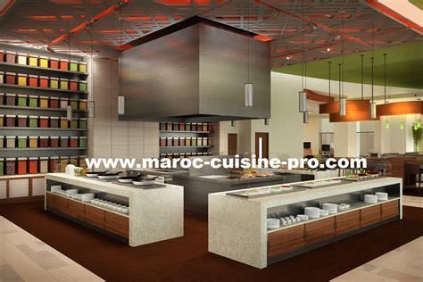 fournisseur de cuisine équipement de cuisine pro pour restaurants à marrakech