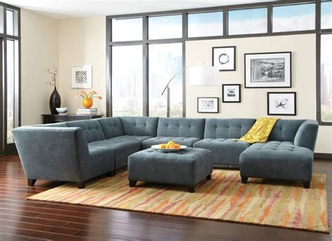 belaire living room    configured   variety