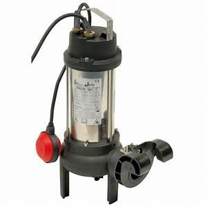 Pompe De Relevage Assainissement : pompe semisom 290 m avec griffe et flotteur bbc pompe ~ Melissatoandfro.com Idées de Décoration