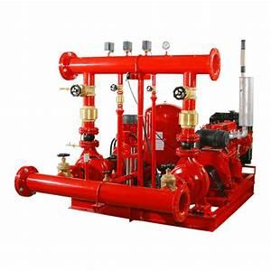 China Asenware Fire Pump And Jockey Pump
