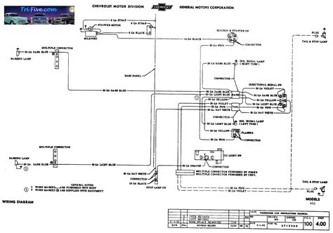 1959 chevrolet bel air wiring diagram wiring library