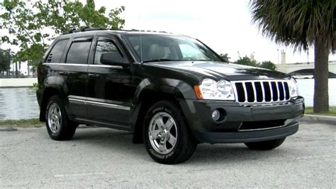 cherokee jeep 2005 2005 jeep grand cherokee 4x4 limited a2677 mov youtube