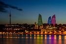 The Most Beautiful Architecture in Baku, Azerbaijan