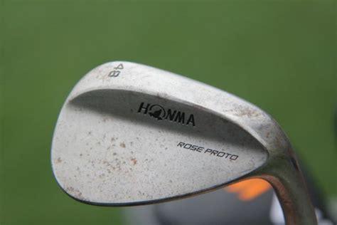 Justin Rose WITB (Honma) – GolfWRX