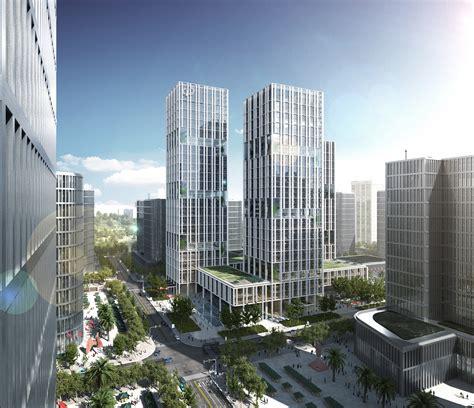 gmp designs  headquarters  cnpec  shenzhen china
