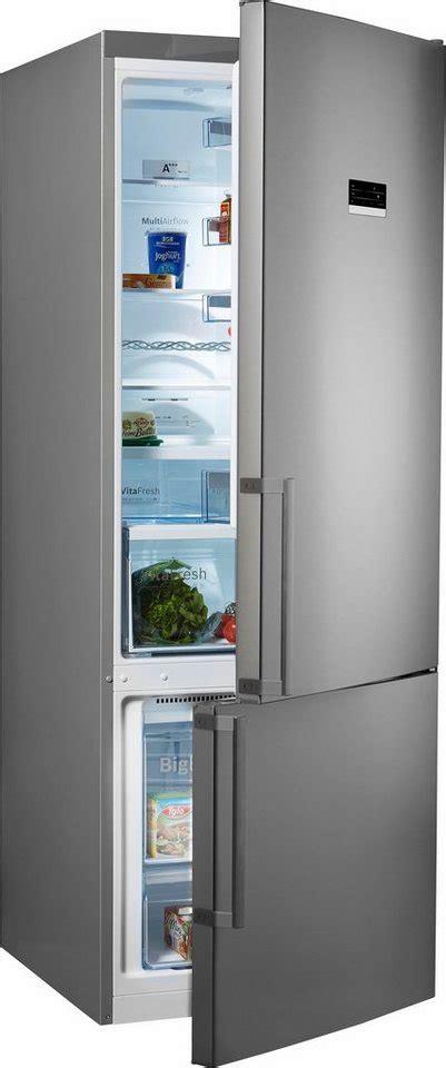 kühlschrank 70 cm hoch bosch k 252 hl gefrierkombination kgn56xi40 193 cm hoch 70