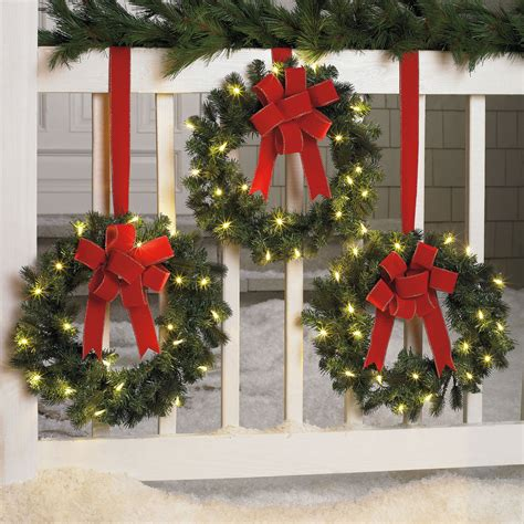 how to hang christmas lights inside windows 50 best outdoor christmas decorations for 2016