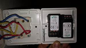 Help Replacing Double Switch For Double Dimmer Switch