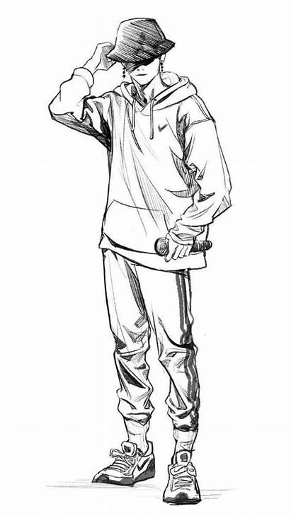 Bts Drawing Drawings Sketches Kpop Bocetos Bonitos
