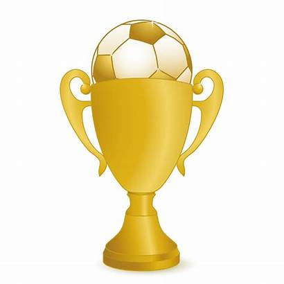 Cup Clipart Trophy Football Award Fifa Transparent