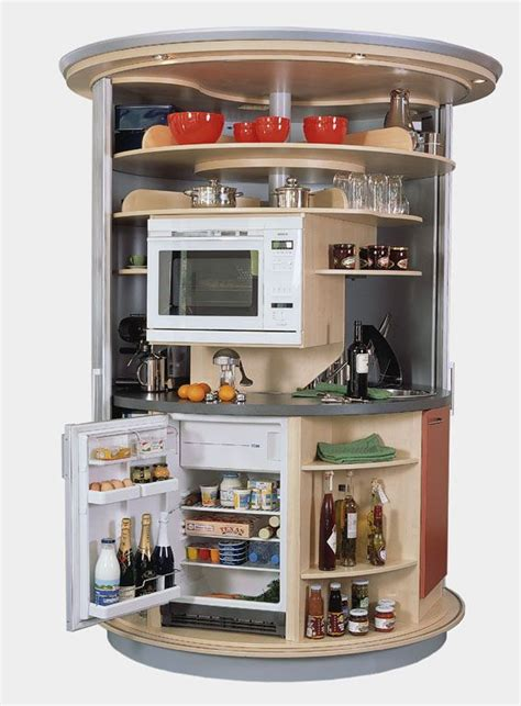 Refrigerator Small Kitchen 17 best ideas about compact kitchen on pinterest smart
