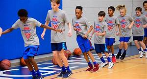 Nike Basketball Camp Holy Trinity High School