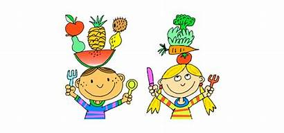 Healthy Clipart Eating Diet Eat Nutrition Drawing