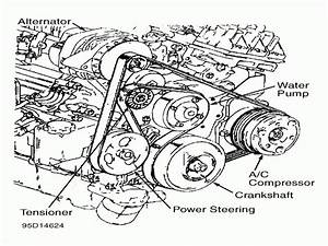 Jeep Wrangler Engine Belt Diagram