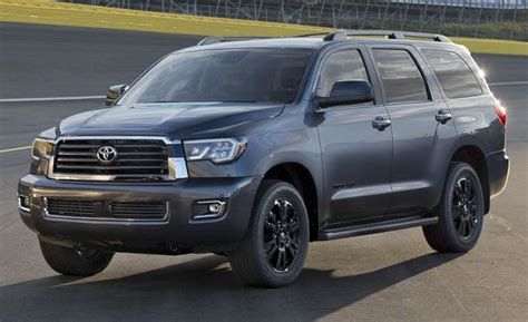 2018 Toyota Sequoia Redesign