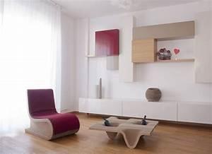 Fauteuil Salon Design : meuble de salon moderne et cologique par duna design ~ Teatrodelosmanantiales.com Idées de Décoration