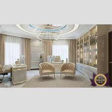 Luxury Office Interior Design Services In Uae