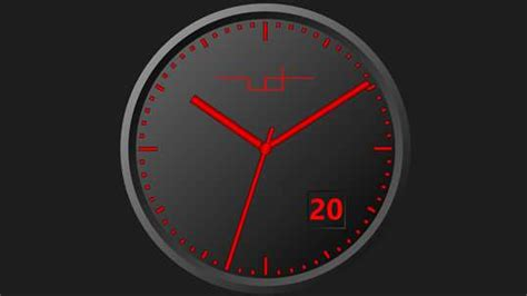 Wrt.clock.analog For Windows 10 Pc Free Download
