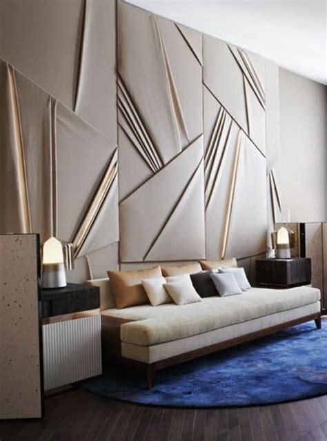 formidable decoration murale salon moderne  decoration