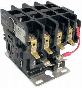2 Pole Contact Relay Made By Products Unlimited Wire