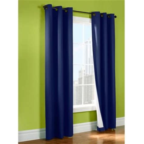 Insola Insulated Drapery by 63 Inch Insulated Room Darkening Window Curtain