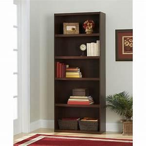 Ameriwood, 5-shelf, Bookcase
