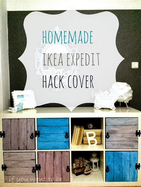 Platform Bed With Storage Ikea by 35 Diy Ikea Kallax Shelves Hacks You Could Try Shelterness