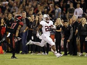 Lights out! After darkness delay, SDSU edges No. 19 Stanford