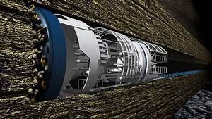 TUNNEL BORING MACHINE on Vimeo