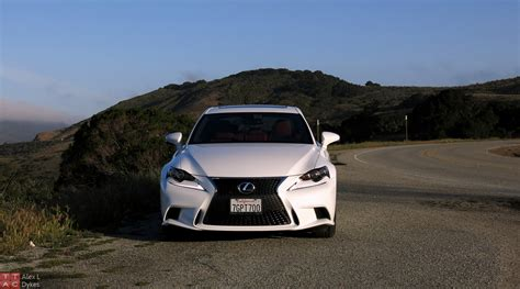 lexus is f sport 2015 lexus is 350 f sport exterior 002 the truth about cars
