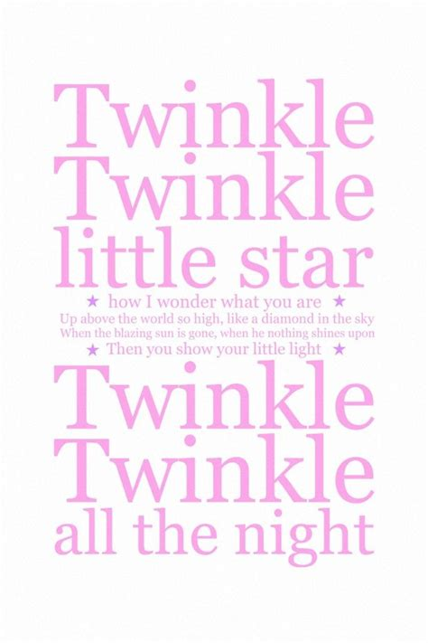 short poems   baby twinkle twinkle babies quotes