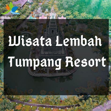 wisata lembah tumpang resort wisata malang