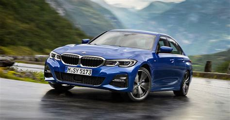 2019 Bmw 3 Series Gets Trick Chassis And Idrive Tech