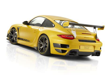 2018 Techart Porsche 911 Turbo Gtstreet R Car Photos