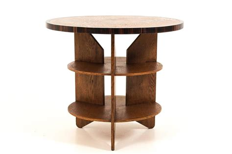 Funky Art Deco Haagse School Coffee Table By Pel Izeren Keurig Single Cup Coffee Maker Parts Co Omaha K Pot Reviews Vending Macy's Consumer Reports Tassimo Makers Breville Problems