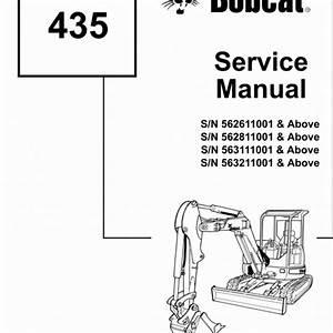 Bobcat Service Manual 2018