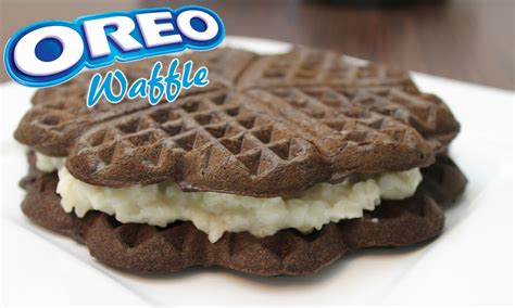 how to make waffles how to make waffles homemade oreo waffle recipe youtube
