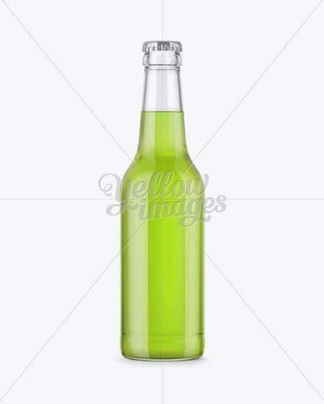 Get free money towards your purchases with creative market credits. 330ml Green Glass Lager Beer Bottle With Foil Mockup ...