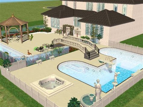 Stunning House Designs Sims Ideas by Which Is The Sims House U Prefer Poll Results The Sims