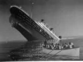 A Real Picture Of The Titanic Sinking by The Real Titanic Youtube