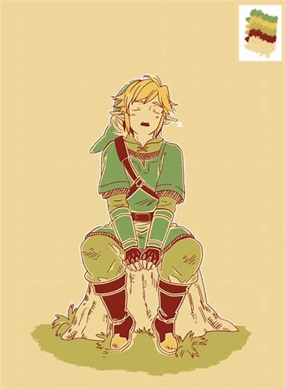 Zelda Link Skyward Sword Hylia Error Am