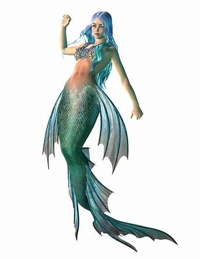 Mermaid Sea Fairy Deviantart Tale Fantasy Drawing