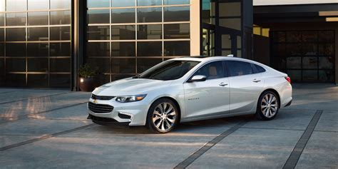 10 Reasons To Fall In Love Withthe New 2017 Chevy Malibu