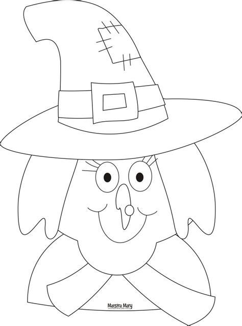 disegni della befana da colorare viso vecchina blogmammait